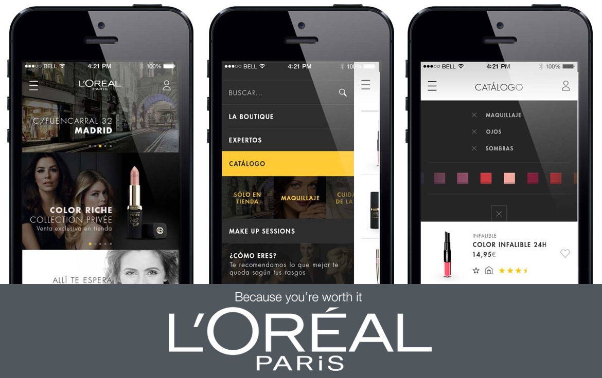 loreal-paris-mobile-app-ios-android-airtouch