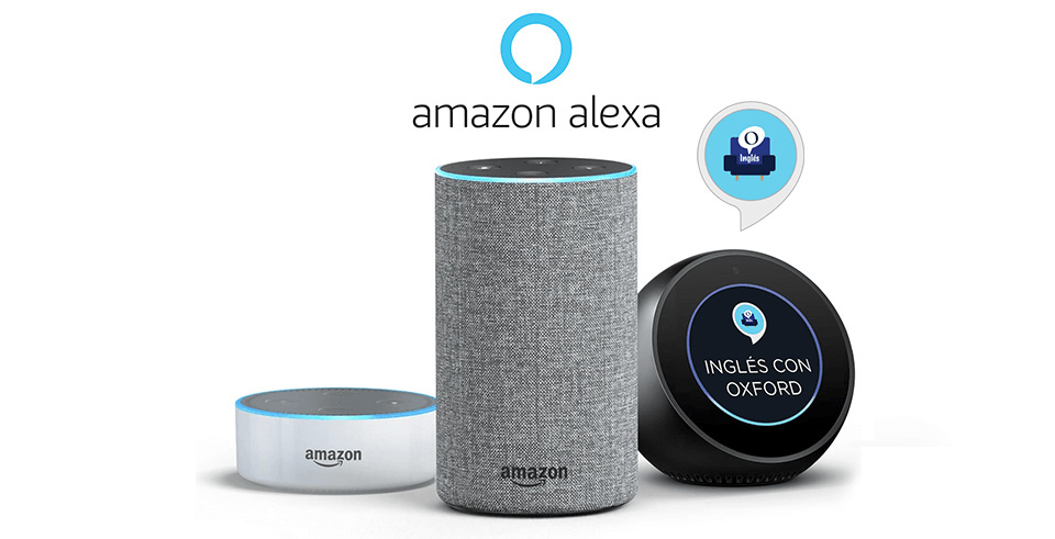 Inglés con Oxford Skill for Amazon Alexa Developed by Airtouch New Media